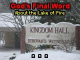 God's Final Word on the Lake of Fire
